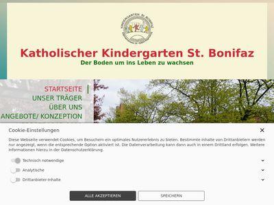 Kindergarten St. Bonifaz