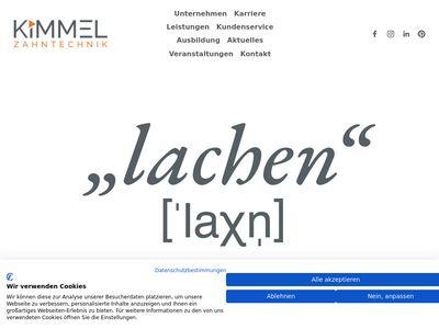 Kimmel Zahntechnik GmbH