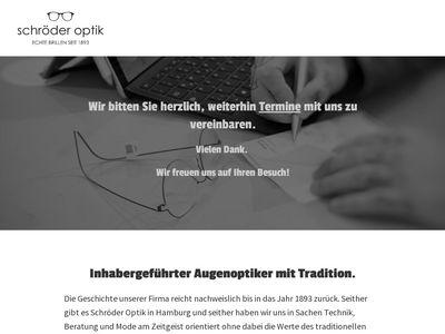 Schröder Optik Hamburg