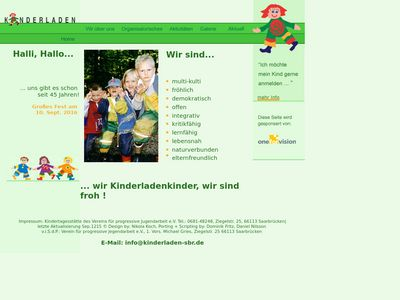 Kindergarten Kinderladen