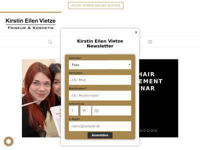 Kirstin Ellen Vietze
