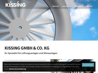 Kissing GmbH & Co. KG