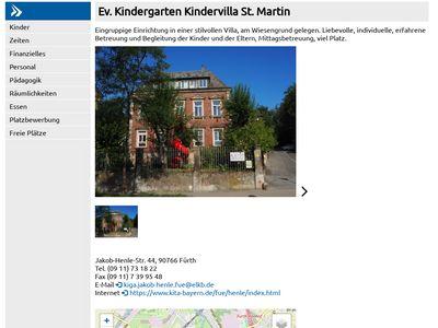 Evangelischer Kindergarten St.Martin