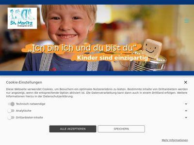 Kath. Kindergarten und Hort St. Moritz