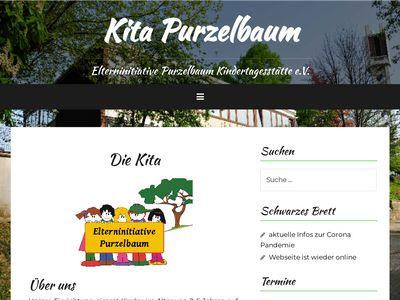 Kindertagesstätte Purzelbaum e.V.