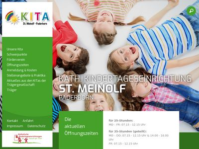 Kindergarten Sankt Meinolf