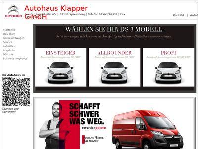 Autohaus Klapper GmbH