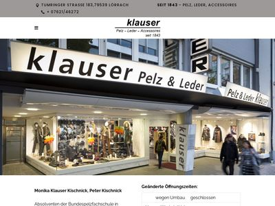 Klauser Leder und Pelze