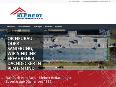 Klebert Bedachungen GmbH