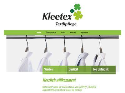 Kleetex Textilpflege GmbH