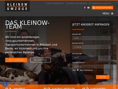Kleinow Umzüge Ltd. I.G.