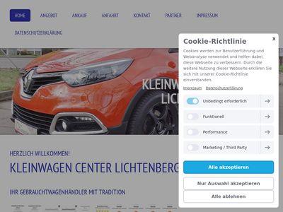 Kleinwagen-Center Lichtenberg