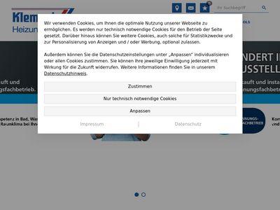 Klement Sanitär- und Heizungsbau GmbH