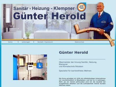 Günter Herold Sanitär & Heizung