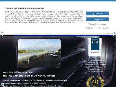 Camphausen & Co Nachf GmbH
