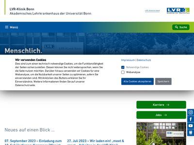 Rheinische Kliniken Bonn