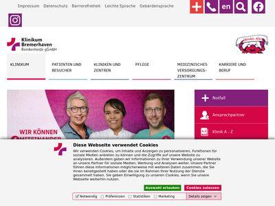 Klinikum Bremerhaven-Reinkenheide