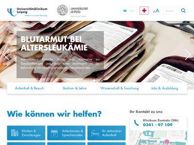 Klinik und Poliklinik Für Nuklearmedizin