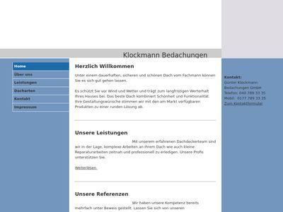 Günter Klockmann Bedachungen GmbH