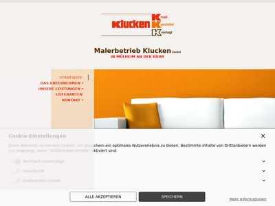 Malerbetrieb Klucken GmbH