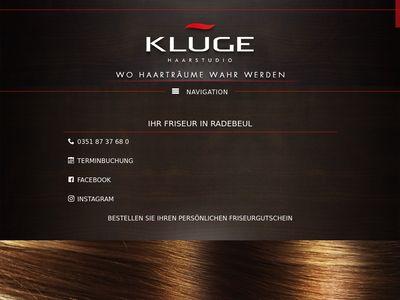 Edeltraud Kluge Haarstudio