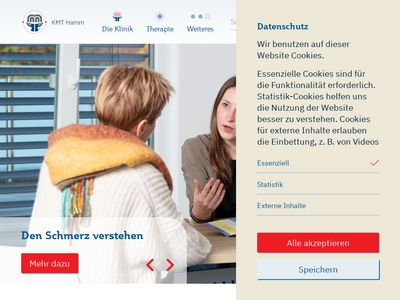 Klinik für Manuelle Therapie