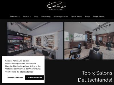Knaus Hairdesign + Lounge