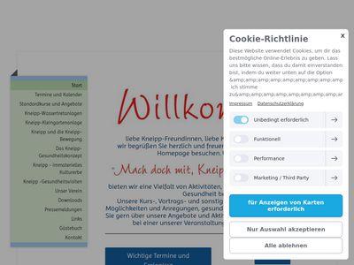 Priessnitz-Kneipp-Verein e.V.