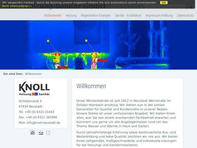 Knoll Heizung-Sanitär GmbH