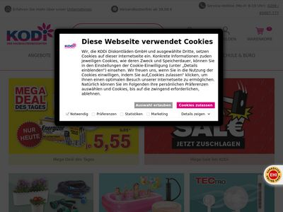 KODi-Diskontläden GmbH