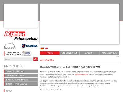 Köhler Fahrzeugbau GmbH & Co. KG