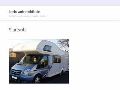Köln-Wohnmobile