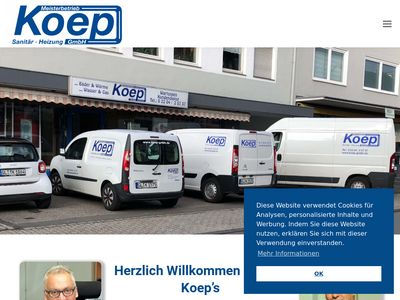 Koep GmbH Sanitär und Heizungen