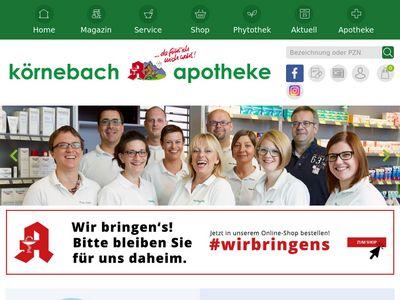 Körnebach-Apotheke