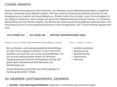 Kohfahl Sanitär- und Dachtechnik GmbH