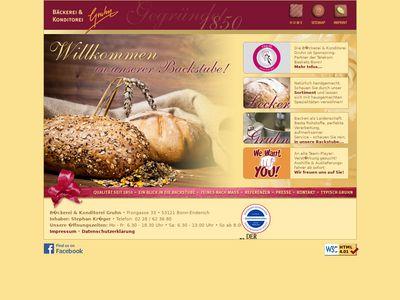 Bäckerei & Konditorei Gruhn