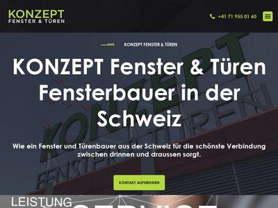 Konzept Fenster und Türen GmbH