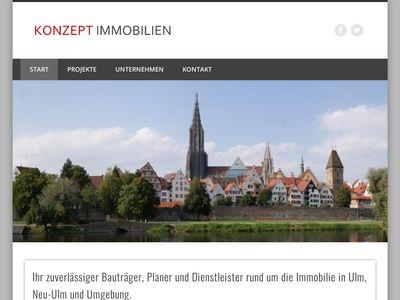 Konzept Immobilien Grundbesitz 1 GmbH
