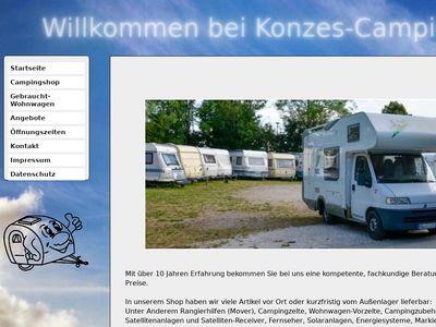 Konzes-Campingshop
