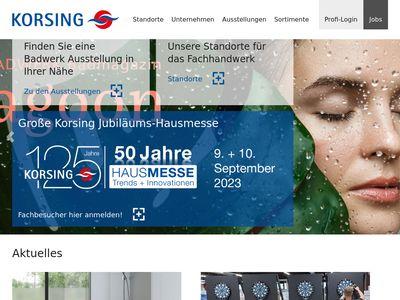 Dr. Kurt Korsing GmbH & Co.
