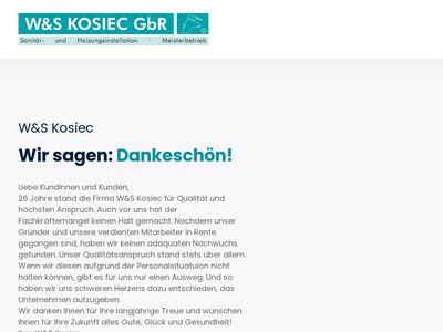 Sanitär Kosiec, Düsseldorf
