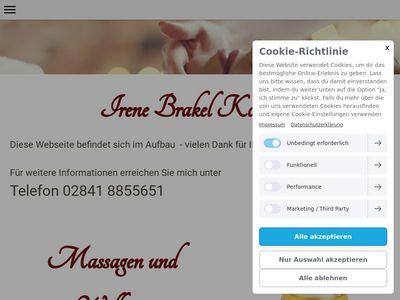 Kosmetik Irene Brakel