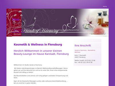 Hands of Harmony Massage & Wellness