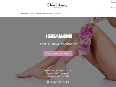 Kosmetik-Institut Freudenberger Irmgard