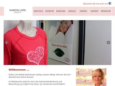 Kosmetik & Dessous Marion Lork