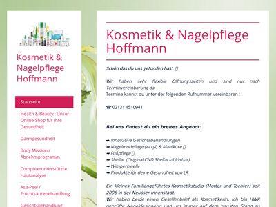 Kosmetik und Nagelpflege Hoffmann