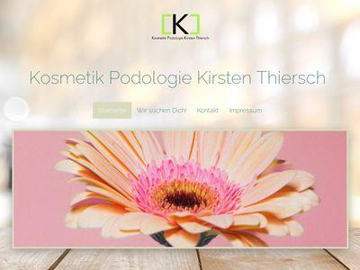 Kosmetik Podologie Kirsten Thiersch