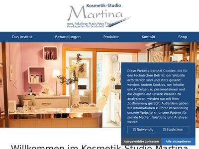 Kosmetik-Studio Martina Thurat