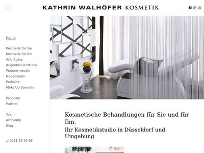 Kathrin Walhöfer Kosmetik
