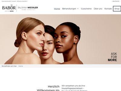 Brigitte Wehner Kosmetikstudio